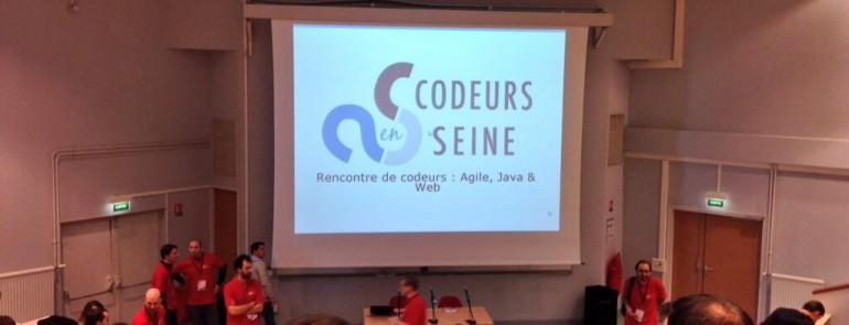 Codeurs en Seine 2013